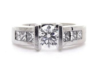Diamond Ring, 1.60ct, 14K Gold (14R312)