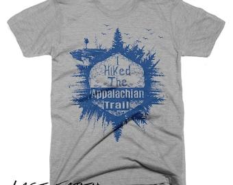 Appalachian Trail T Shirt Hiking Champion T Shirt Camping T Shirt Hiker Gift Tees Vintage T Shirt Mountains Are Calling Mens Womens T Shirt