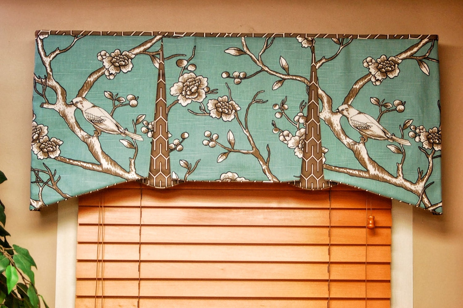 window decorating design a valance homemade construct treatments projects valances custom made weekend hgtv