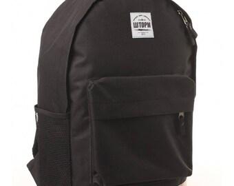 Waterproof Black Backpack Hipster Backpack Canvas Backpack Laptop Backpack Large Backpack Mens Backpack Canvas Rucksack Backpack Laptop