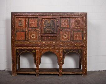 Very Unique Storage and Art Piece