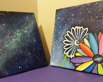 Flowered Galaxy