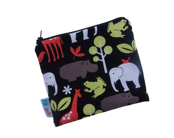 Jungle Reusable Snack Bag - Large