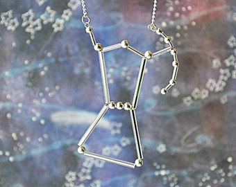Biolojewerly - Orion Constellation Necklace