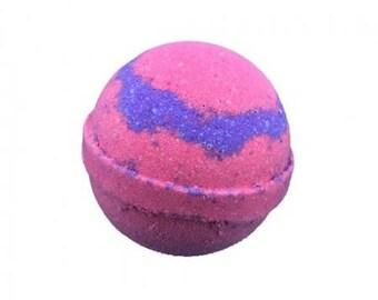 Jasmine Kiss Fizzy Bath Bomb, 4.5 oz.