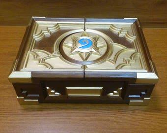 Hearthstone Box Replica Birthday Hearthstone Gift Jewelry Keepsake Box