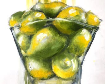 Life's A Bowl Of Fresh Limes (24th January 2018)