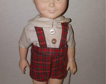Vintage Effanbee Bobsey Twin Doll
