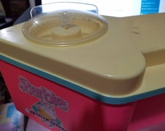 Barbie Doll Ice Cream Shoppe Replacement Part - Counter 1987