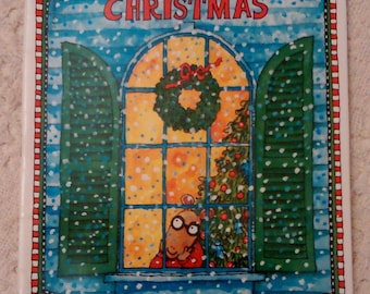 Arthurs Christmas by Marc Brown, Marc Brown Books, Marc Brown Arthur, Childrens Christmas Books, Books for Children, Used Childrens Books
