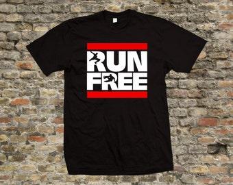Parkour Free Running  T Shirt 100% cotton - 1180