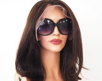 Black Lace Front Wig | Auburn Wig Lace Front |  Heat Friendly Wigs | Forever Young Wigs | Wigs For Women | Fashion Wigs