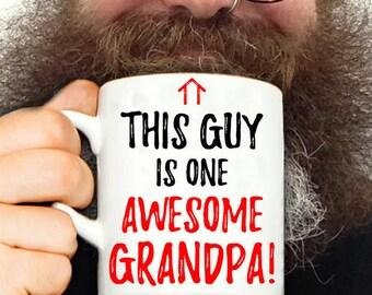 Fathers day mug, fathers day gift, grandpa mug, grandpa gift, dad mug, dad gift, gift for grandpa, gift for dad, funny grandpa mug, grandpa