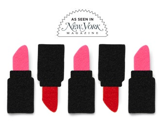 Lipstick Pins (2 PACK)