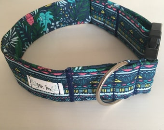 Jungle Journey wide Collar