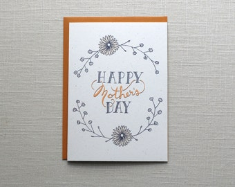 Mother's Day Card: Happy Mother's Day