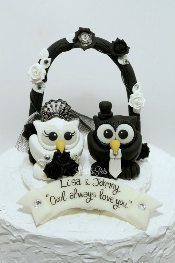 Cake Topper Gothic Arch