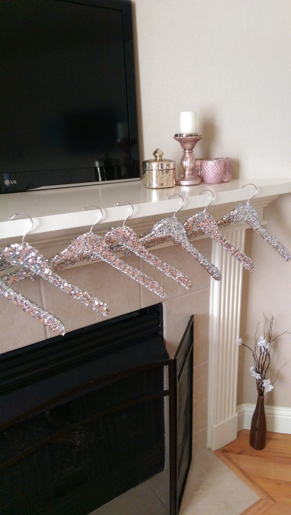 Sequin Hangers without clips