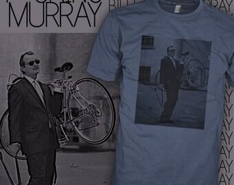 Bill Murray T Shirt - Bill Murray Bike Shirt - Bill Murray Bicycle Tee