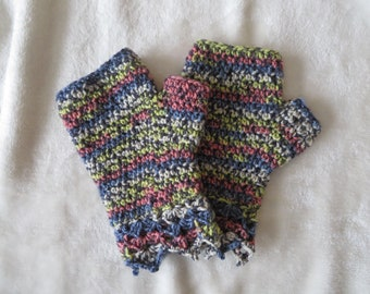 Fingerless Gloves Fingerless Mittens Accessories Handmade Gloves Texting Gloves