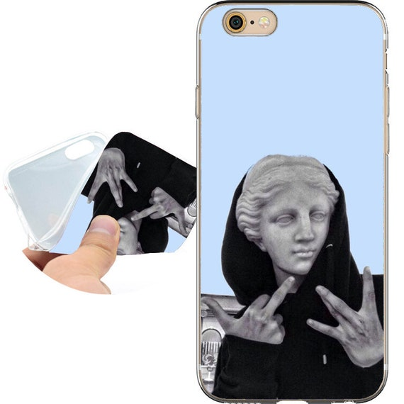 coque vaporwave iphone 7