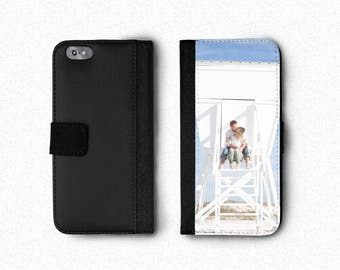 Personalized Wallet Phone Case, iPhone Wallet Case, iPhone 7 Wallet Phone Case, iPhone 6s Wallet Phone Case, iPhone 8 wallet Phone Case
