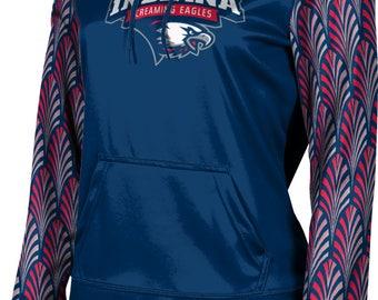ProSphere Girls' University of Southern Indiana Deco Pullover Hoodie (USI)