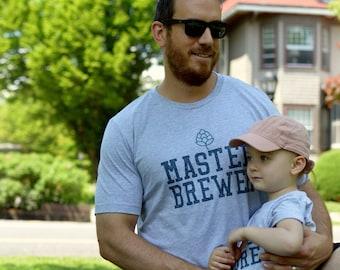 Master Brewer /// Adult T-shirt