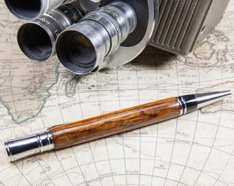 Mahogany Ballpoint Pen