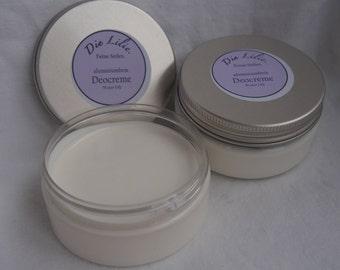 natürliche Deodorant Creme Lavendel Orange- aluminiumfrei