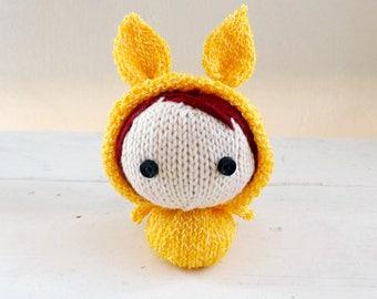 Mini Bunny Baby Darla, Cute stuffed animals, Baby Doll