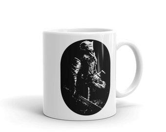 Dark Souls Glossy Ceramic Coffee Mug!