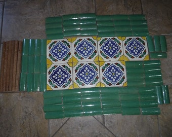 California Tiles lot from San Diego CA 1930-40's