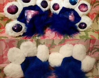 Galaxy Hand Paws