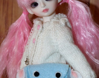 BJD Bag: Kawaii Alpaca for YoSD