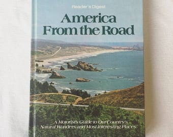 America From the Road- A Motorists guide to our Country's Natural Wonders and Most Interesting Places.