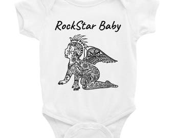 RockStar Baby Infant Bodysuit