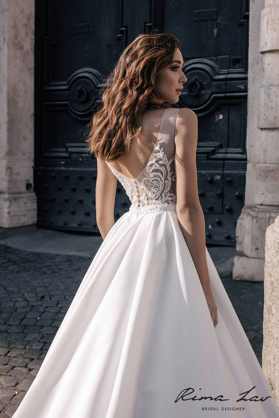 Tope Detailed Long Dress