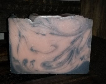 Black Raspberry Vanilla Handmade Soap