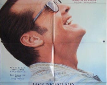 As Good As It Gets - 1997 - Original Australian one sheet movie poster