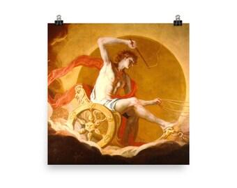 Helios Poster