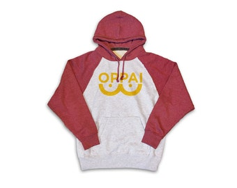 One Punch Man - Saitama Oppai Light Hoodie Pullover