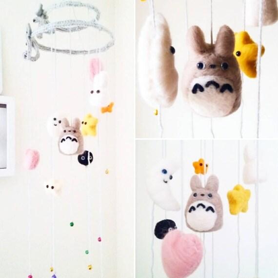 Totoro sweet dreams Mobile Baby's Room