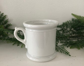 Small Ironstone Mug