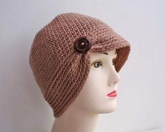 Livraison internationale gratuite modèle - Crochet Twist moderne Flapper-
