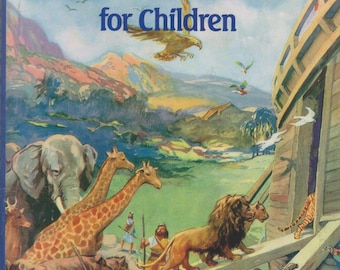 Classic Bible Stories For Children  (Hardcover, Religious) 1987