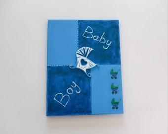 "Table 3D ""Baby Boy"""