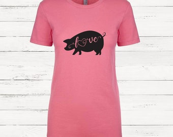Piggy Love Shirt