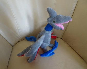 Skarmory Pokemon plush