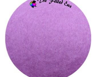 Needle Felting Maori Wool Batt / FB51 English Primrose Maori Wool Fluffy Batt